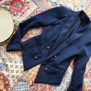 Forever 21 Dark Blue/Navy Jacket